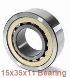 15 mm x 35 mm x 11 mm  FAG S6202 deep groove ball bearings