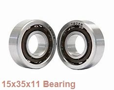 15 mm x 35 mm x 11 mm  CYSD 6202-2RS deep groove ball bearings