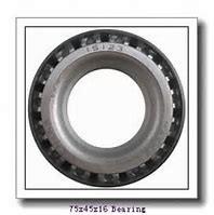 45 mm x 75 mm x 16 mm  SKF W 6009-2RZ deep groove ball bearings