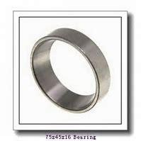 45 mm x 75 mm x 16 mm  SKF 6009-2RS1 deep groove ball bearings