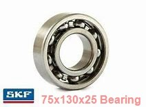 75 mm x 130 mm x 25 mm  Loyal NUP215 E cylindrical roller bearings