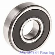 85 mm x 180 mm x 41 mm  NTN 6317ZZ deep groove ball bearings