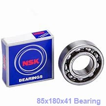 85 mm x 180 mm x 41 mm  FAG 20317-MB spherical roller bearings