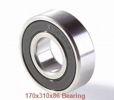 170 mm x 310 mm x 86 mm  NKE 22234-K-MB-W33 spherical roller bearings