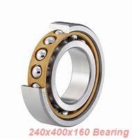240 mm x 400 mm x 160 mm  ISB NNU 4148 K30M/W33 cylindrical roller bearings