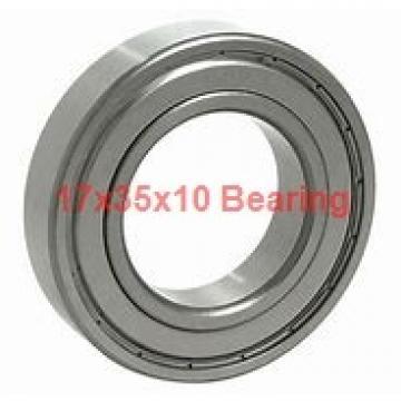 17 mm x 35 mm x 10 mm  KBC 6003 deep groove ball bearings