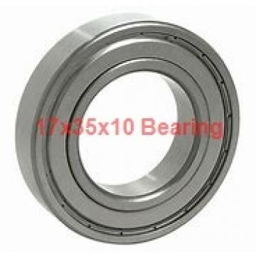 17 mm x 35 mm x 10 mm  NKE 6003 deep groove ball bearings