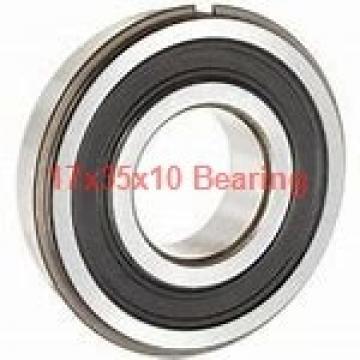 17 mm x 35 mm x 10 mm  Loyal 7003 B angular contact ball bearings