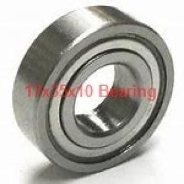 17 mm x 35 mm x 10 mm  NACHI 6003NSE deep groove ball bearings