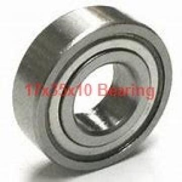 17 mm x 35 mm x 10 mm  NACHI 7003 angular contact ball bearings