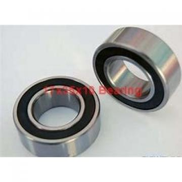 17 mm x 35 mm x 10 mm  KOYO NC7003V deep groove ball bearings