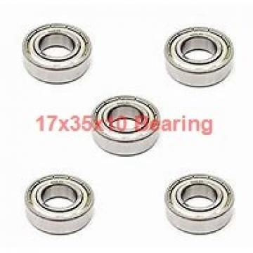 17 mm x 35 mm x 10 mm  NTN 7003UG/GMP42/L606Q1 angular contact ball bearings