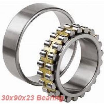30 mm x 90 mm x 23 mm  ZEN 6406 deep groove ball bearings