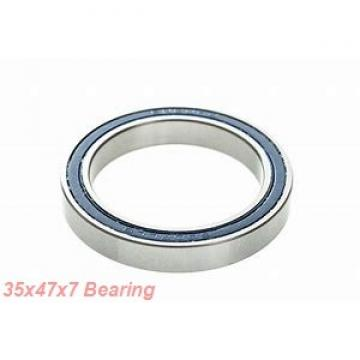 35 mm x 47 mm x 7 mm  NACHI 6807ZE deep groove ball bearings