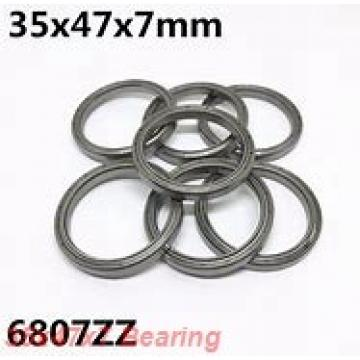 35 mm x 47 mm x 7 mm  NKE 61807 deep groove ball bearings