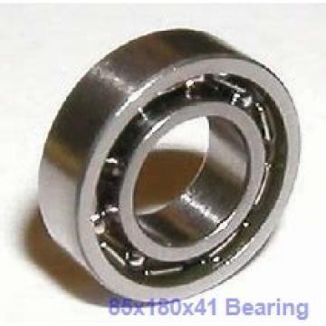 85 mm x 180 mm x 41 mm  FAG 6317-2Z deep groove ball bearings