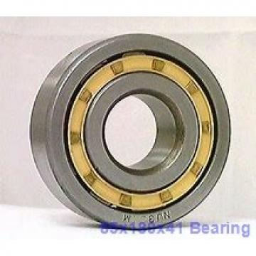 85 mm x 180 mm x 41 mm  Loyal NU317 cylindrical roller bearings