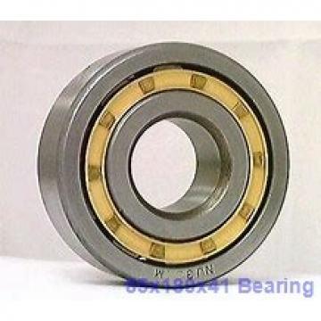 85 mm x 180 mm x 41 mm  NSK 7317 B angular contact ball bearings