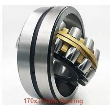 170 mm x 310 mm x 86 mm  ISO NCF2234 V cylindrical roller bearings