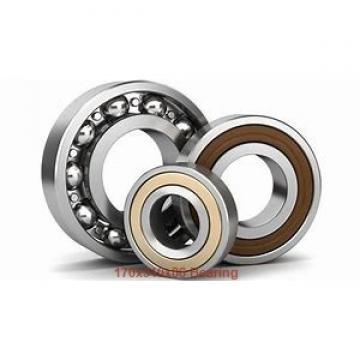 170 mm x 310 mm x 86 mm  ISO 22234 KCW33+AH3134 spherical roller bearings