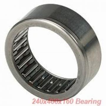 240 mm x 400 mm x 160 mm  NKE 24148-MB-W33 spherical roller bearings
