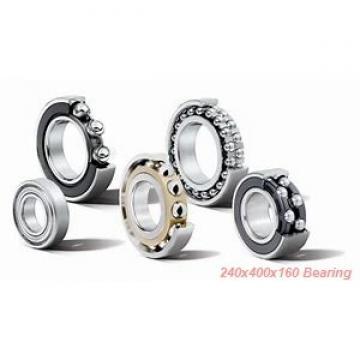 240 mm x 400 mm x 160 mm  NACHI 24148EK30 cylindrical roller bearings