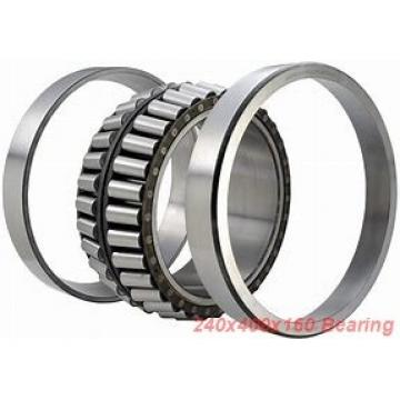 240 mm x 400 mm x 160 mm  NKE 24148-K30-MB-W33 spherical roller bearings