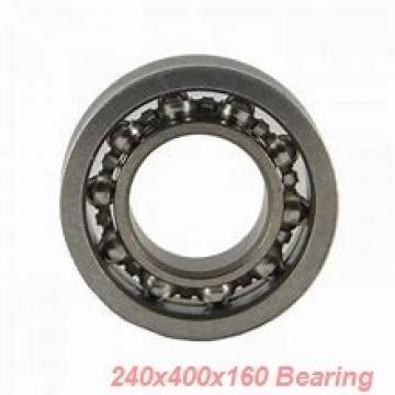 240 mm x 400 mm x 160 mm  NSK 24148CK30E4 spherical roller bearings