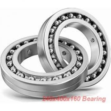 240 mm x 400 mm x 160 mm  KOYO 24148RK30 spherical roller bearings