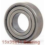 15 mm x 35 mm x 11 mm  NTN AC-6202LLB deep groove ball bearings