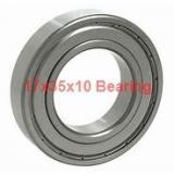 17 mm x 35 mm x 10 mm  FAG B7003-C-2RSD-T-P4S angular contact ball bearings