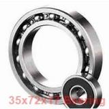 35 mm x 72 mm x 17 mm  NTN AC-6207 deep groove ball bearings