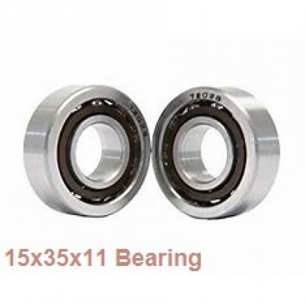 15 mm x 35 mm x 11 mm  CYSD 6202-2RS deep groove ball bearings #1 image