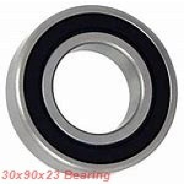 30 mm x 90 mm x 23 mm  ISO NUP406 cylindrical roller bearings #3 image